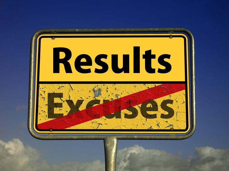 Ortschild Look-alike: Results/Excuses